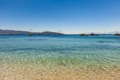 Boote in der Türkei