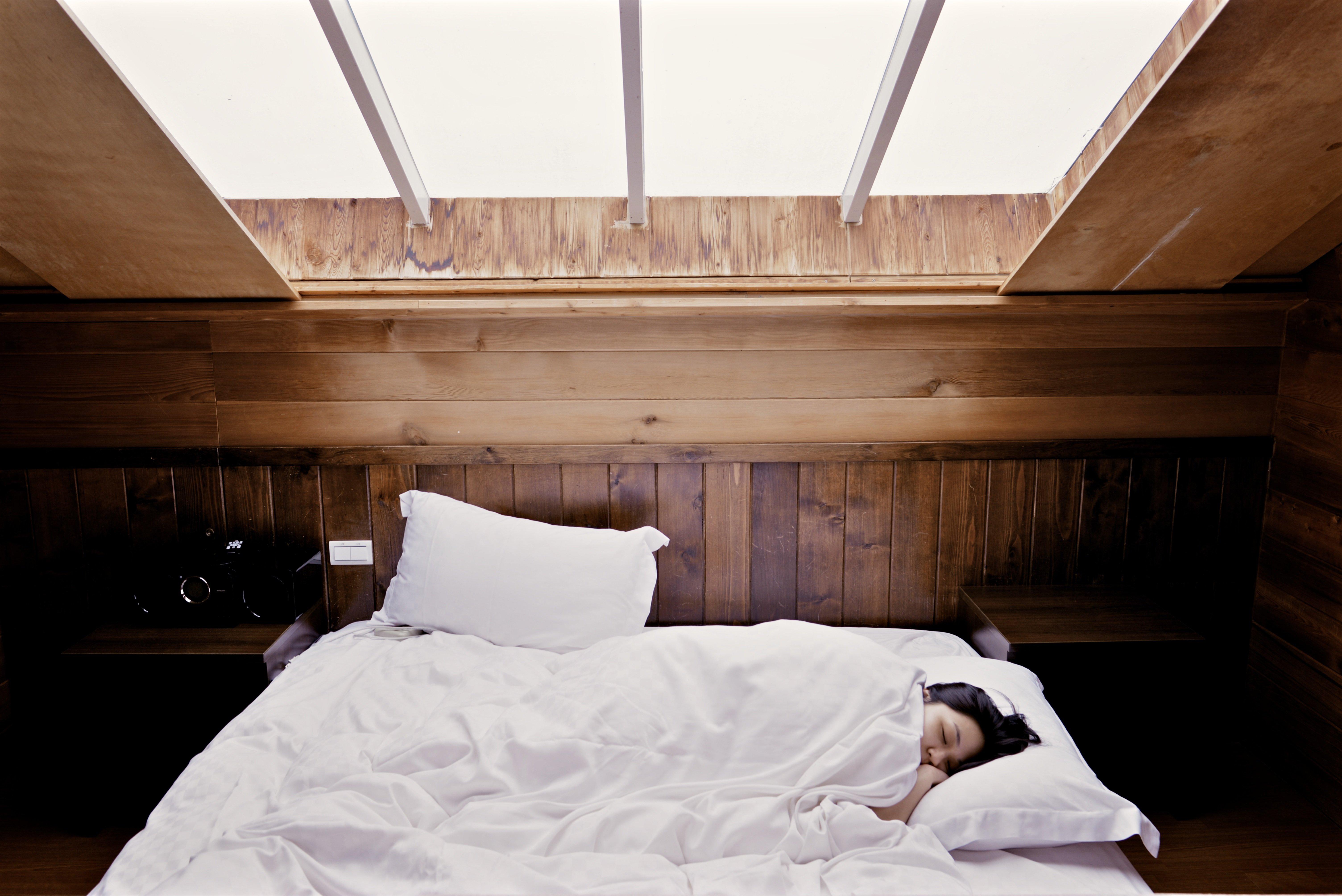 Schlafen an Bord