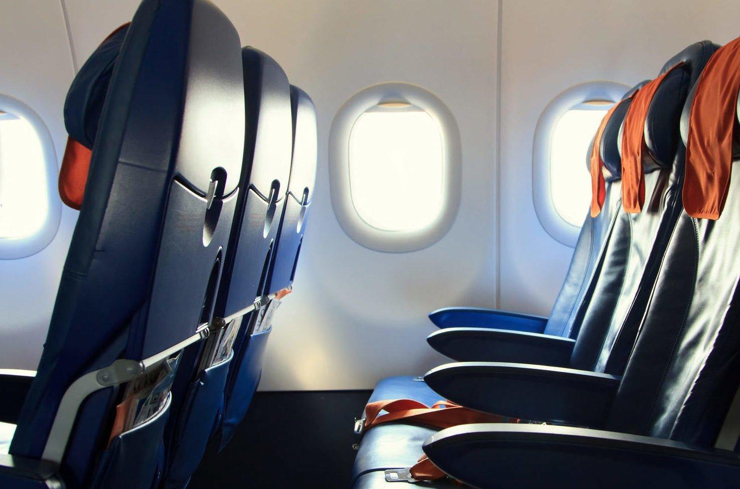 Sitzreihe XL Seats Flug