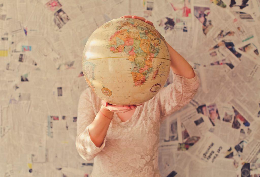 Globus Job bei SANNWORLD