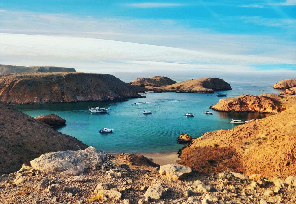 Oman im Orient