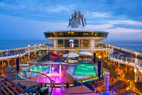 Royal Caribbean Messe Schiff