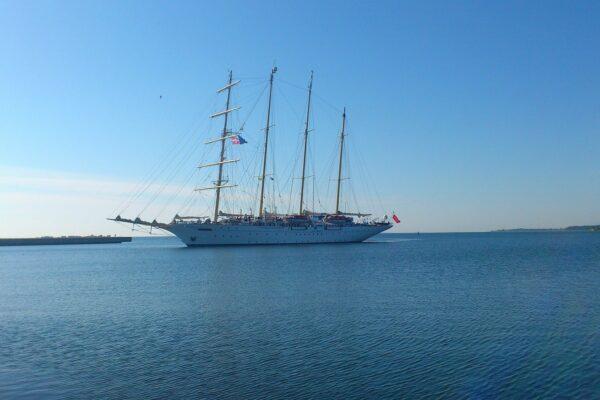 Segelkreuzfahrten Messe