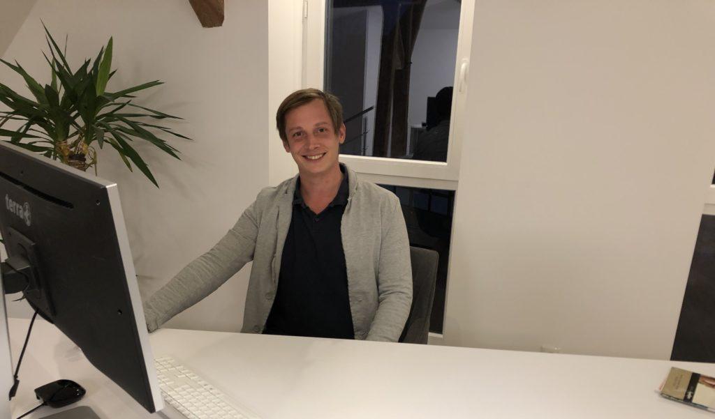 SANNWORLD Gründer Alex