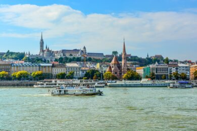 Donau Flusskreuzfahrt Budapest