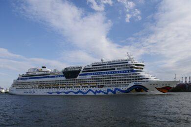 Aida Sol im Hafen