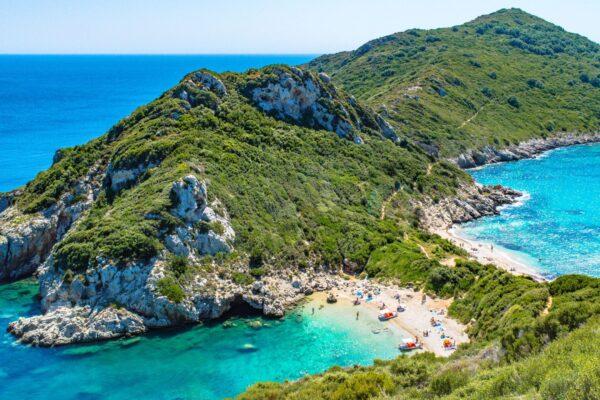 Corfu Strand Adria