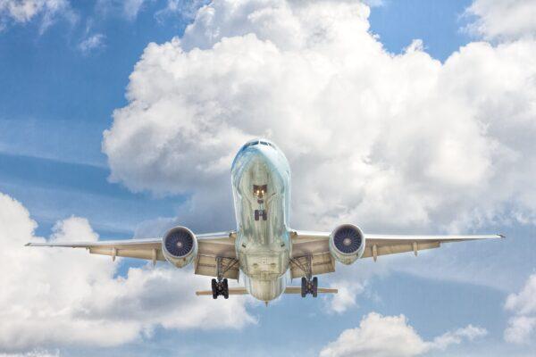Gruppenreise Flugzeug