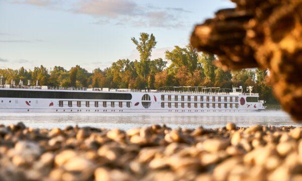 Flusskreuzfahrtschiff A-Rosa