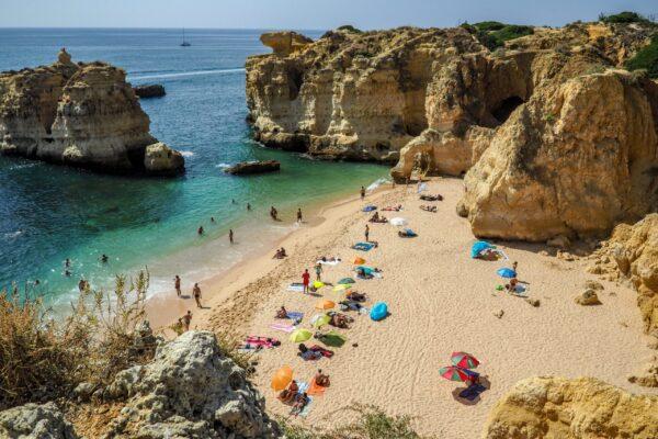 Bucht Algarve