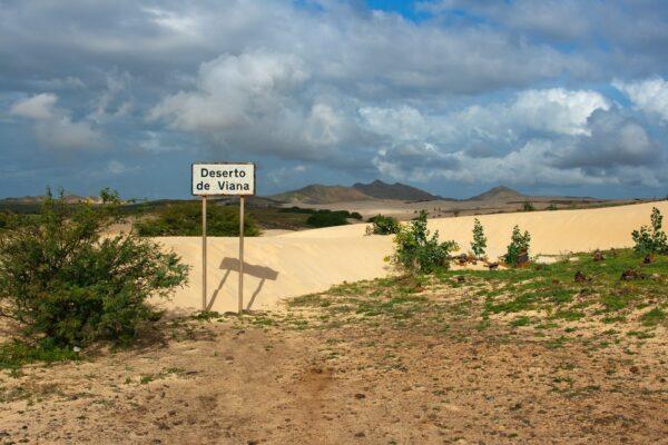 Boa Vista Wüste