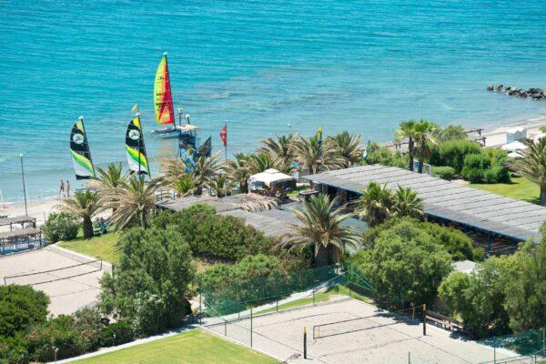 Robinson Club Daidalos Strand Area