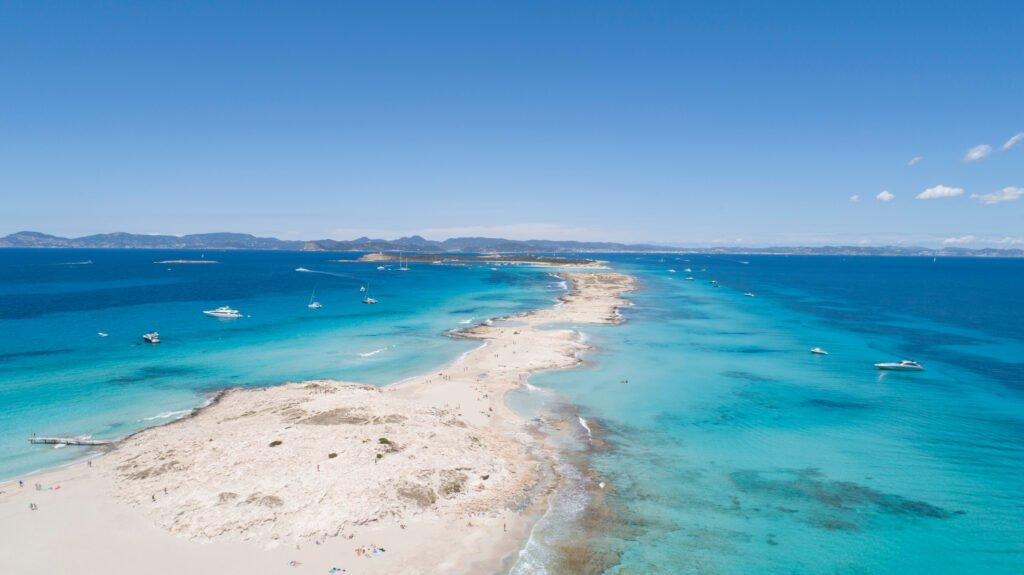 Formentera Strand Illetes
