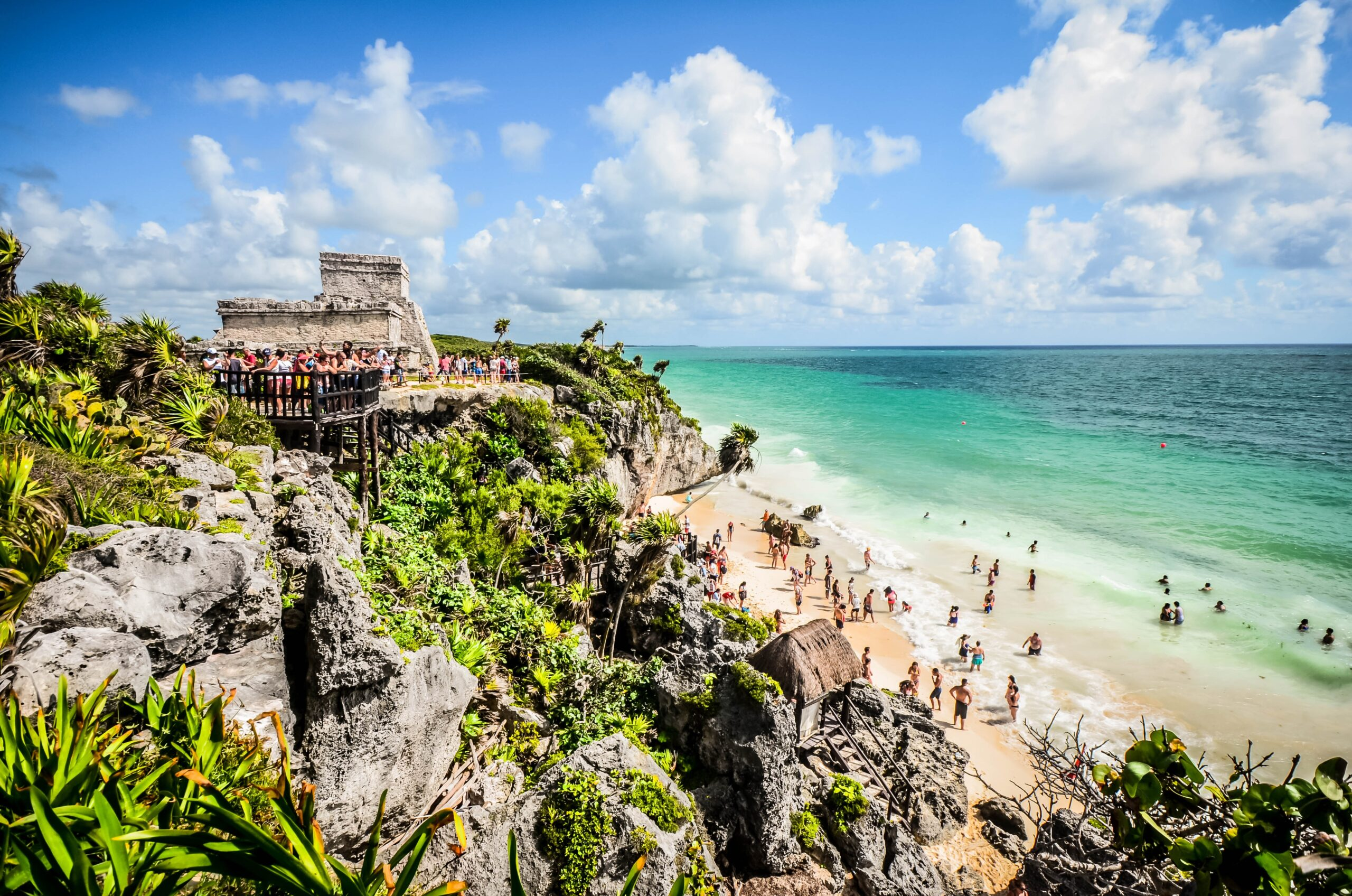 Tulum Mexiko Yucatan