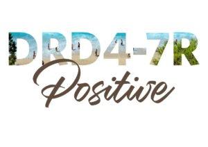 Logo DRD4-7R positive