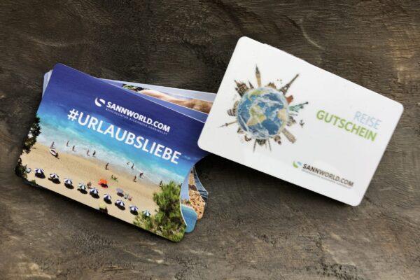 Reisegutschein Urlaubsliebe
